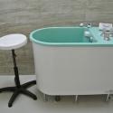 Hydroterapia- masaż wirowy kończyn górnych i dolnych