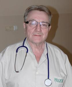 prof.dr hab.n.med Mirosław Janiszewski
